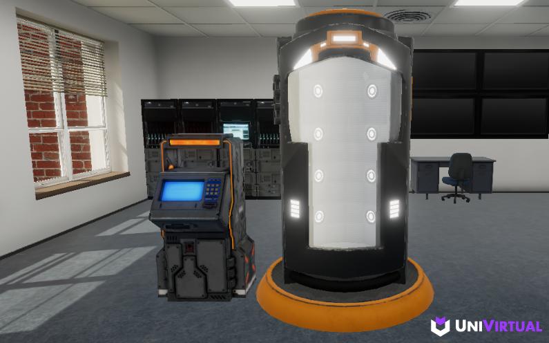 UniVirtual's Shrinking Chamber